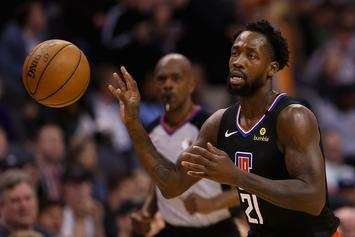 Patrick Beverley Gets Wild With The Trash Talk During NBA 2K Tourney