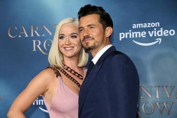 Katy Perry & Orlando Bloom Reveal Baby's Gender