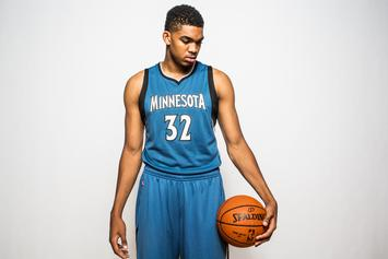 Karl-Anthony Towns's Mother Fighting To Survive COVID-19 In ICU
