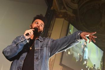 """The Weeknd Was Not Happy The First Time He Heard Usher's """"Climax"""""""