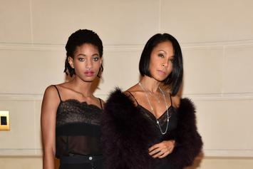 """Jada Pinkett Smith Was Very Concerned About Willow's """"Excessive Weed Smoking"""""""