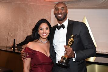 Vanessa Bryant Reacts To The Success Of Kobe's Latest Book