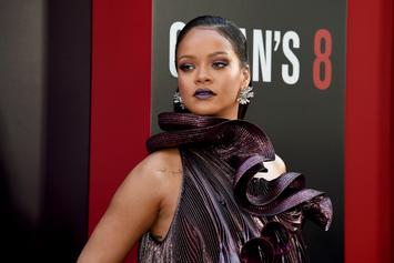 Rihanna Dances With Lil Uzi Vert On IG Live & Throws Verbal Jab At Trump