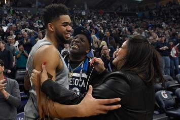 Karl-Anthony Towns' Mom Jacqueline Passes Away From COVID-19