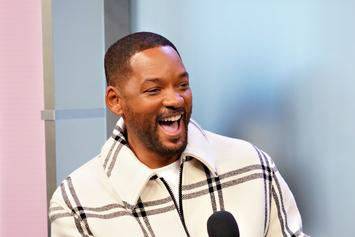 Will Smith Does Hilarious Doug E. Fresh & Slick Rick Impression
