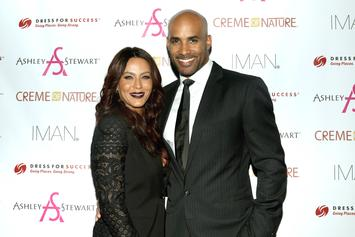 "Boris Kodjoe Calls Rumours About Wife Nicole Cheating On Him ""Bullsh*t"""