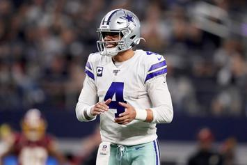 Dak Precott Comments On Recent Criticism Over Social Distancing
