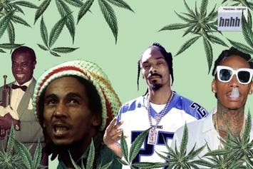 All The Smoke: Hip Hop's Capital In The Multibillion Dollar Cannabis Industry