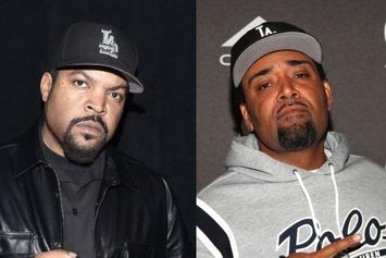 "Ice Cube Responds To Mack 10 ""Kiss The Ring"" Interview Rumors"