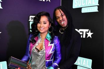 "Tammy Rivera Wants Threesome But Waka Flocka Said No: ""It's So Selfish!"""
