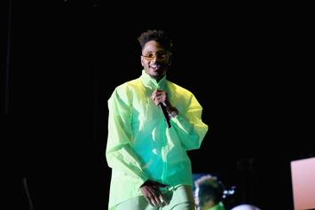 Trey Songz Reveals His Baby Mama To The World