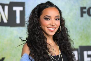 Tinashe Goes Fully Nude In Breathtaking Thirst Trap
