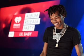 """Lil Baby Previews New Song Off """"My Turn"""" Deluxe On """"Young Money Radio"""""""