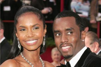 "Diddy Calls Kim Porter ""The One"" As He Reveals Rose Garden Monument"