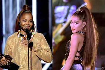 "Janet Jackson Gets Mistaken For Ariana Grande By Mocked ""Jeopardy!"" Contestant"