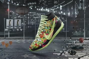 """Nike KD 13 """"Funk"""" Is The Latest NBA 2K20 Exclusive: Photos"""