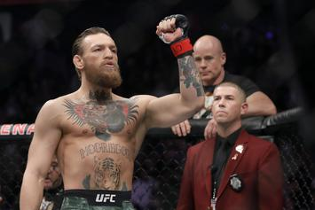 Conor McGregor Personally Delivers Supplies To Local Hospital