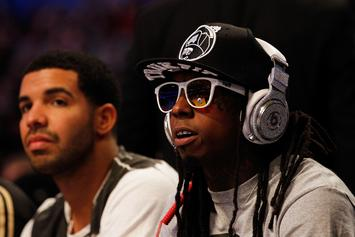 Drake Talks Music & Fatherhood With Lil Wayne On Young Money Radio