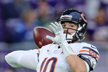 Mitch Trubisky's Fate With The Bears Sealed After Contract Decision