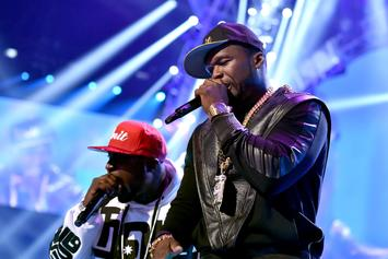 50 Cent Ridicules Young Buck With Gay Pride Joke