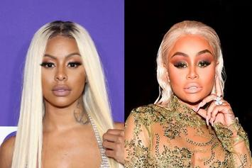 Alexis Skyy Confirms She Fought Blac Chyna At A Hollywood Party