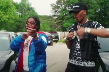 """Lil Baby & 42 Dugg Take Over The Street In """"We Paid"""""""