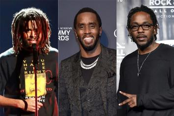 J. Cole's Manager Debunks Diddy & Kendrick Lamar Fight Story