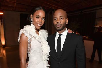 """Kelly Rowland Role Plays With Husband: """"We Spice Things Up A Bit"""""""