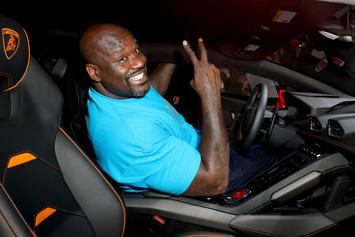 Shaq Unveils His Pick For The Greatest NBA Player Of All Time