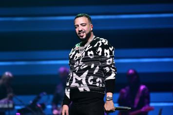 """French Montana Says His Career Would Be """"Over"""" If He Snitched Like 6ix9ine"""
