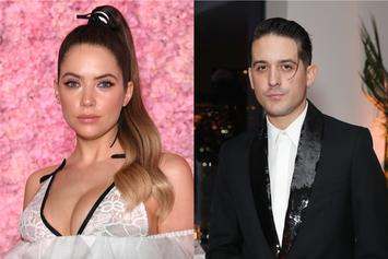 Ashley Benson Locks Lips With G-Eazy Days After Her Split With Cara Delevingne
