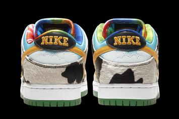 Ben & Jerry's Nike SB Dunk Low Officially Revealed: Release Info