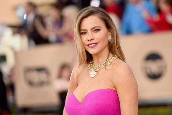 Sofia Vergara Goes Topless As She Throws It Back To The 90s