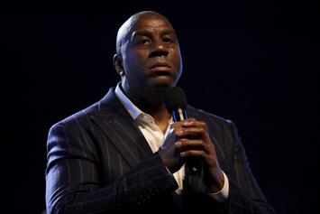 Magic Johnson's Company Helps Fund $100 Million To Small Businesses