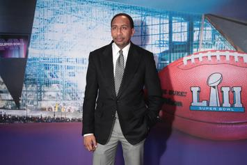 Stephen A. Smith Offers Anthony Davis Lakers Hot Take