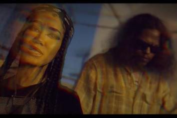 "Jhené Aiko & Ab-Soul Stroll Around L.A. In New ""One Way St."" Visuals"