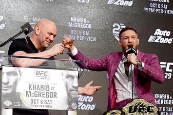 Conor McGregor Knocks Out Dana White In Hilarious Parody Video