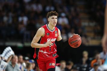 LaMelo Ball Gets Big Look From Knicks On 2020 Draft Board