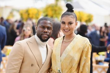"""Kevin Hart Says Wife Eniko Parrish """"Held Him Accountable"""" For Cheating"""