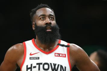 James Harden's Weight Loss Draws Strong Reaction From NBA Fans