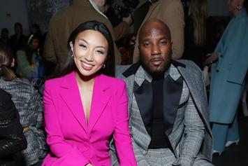 """Jeezy & Jeannie Mai Lip-Sync New Edition's """"Can You Stand The Rain"""""""