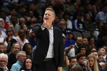 Steve Kerr Points Out Donald Trump's Hypocrisy, Calls Him Racist