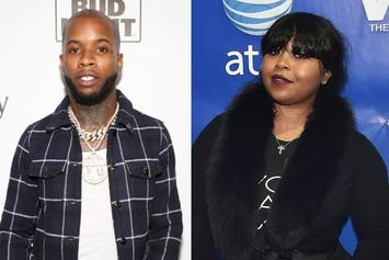Tory Lanez & Shekinah Anderson Exchange Words After She Cries About Riots