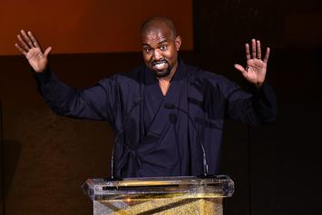 Kanye West Donates $2 Million & Sets Up College Fund For George Floyd's Daughter