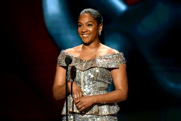 Tiffany Haddish Ripped Apart For Centring Herself At George Floyd's Memorial