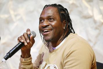 "Pusha T Offers COVID-19 Relief To Norfolk With ""Feed Your City Challenge"""