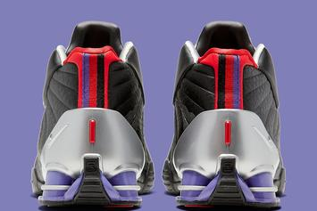 "Nike Shox BB4 ""Raptors"" Pays Homage To Vince Carter"