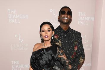 "Gucci Mane's Wife Keyshia Flaunts Booty While He Celebrates ""Thick Girls"""