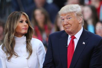 Melania Trump Renegotiated Prenup Before Moving Into White House: Report