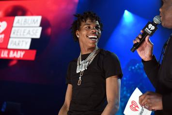 """Lil Baby's """"My Turn"""" Returns To The Top Of Billboard 200"""